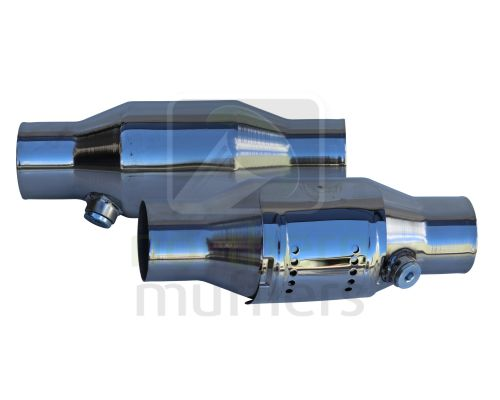 Metallic Catalytic Converters