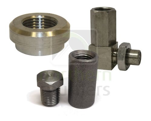 Oxygen Sensor Nuts & Extension