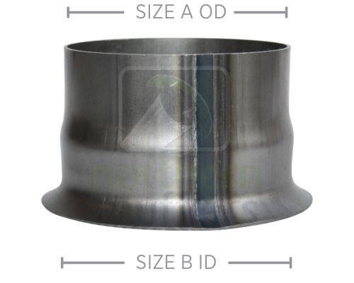 Mild Steel 22° Lipped Flanges - Expanded