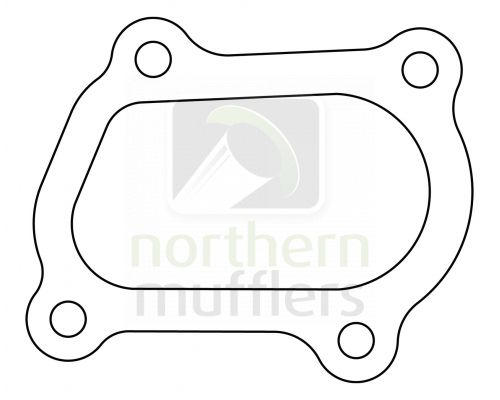 Toyota 1HZ Turbo Landcruiser Header Plate