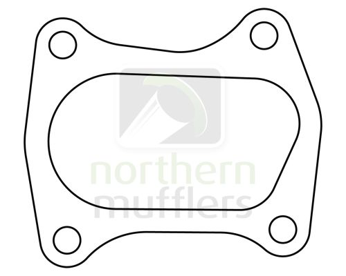 Toyota 4 Runner, Surf CT20 Header Plate