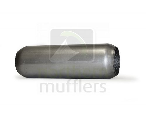 "Aluminised Steel Hotdogs 4½"" (114mm) OD Body"
