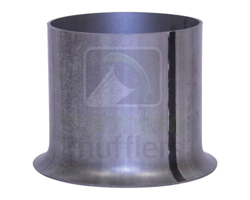 Aluminised 22° Lipped Flanges - Plain