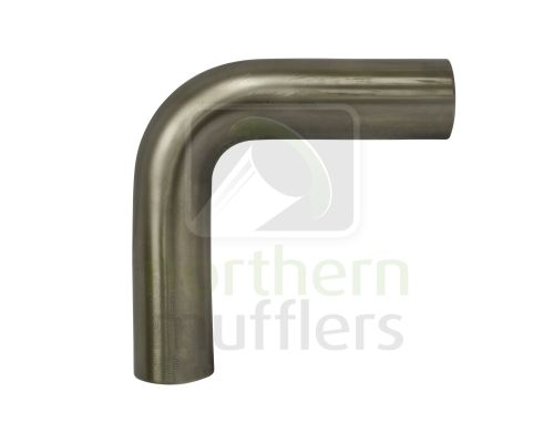 "3"" OD Stainless Steel - Tight Radius - 304 Grade"