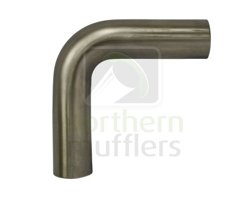 "3½"" OD Stainless Steel - Tight Radius - 304 Grade"