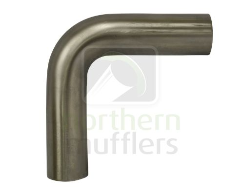 "4"" OD Stainless Steel - Tight Radius - 304 Grade"