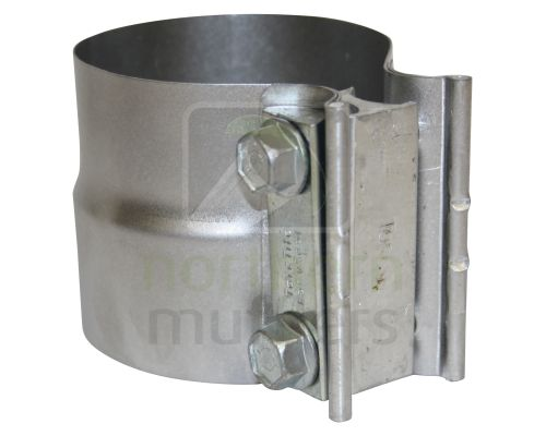 Aluminised Lap Joint Clamp
