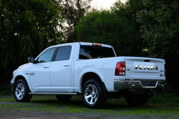Improve the Exhaust Note of your Ram 1500
